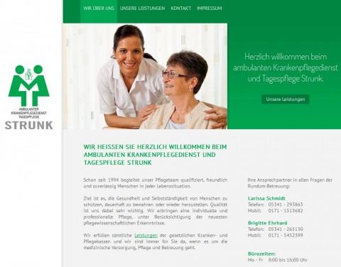 Krankenpflegedienst & Tagespflege Strunk in Salzgitter in Salzgitter
