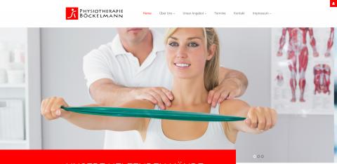 Praxis für Physiotherapie Böckelmann in Burscheid in Burscheid