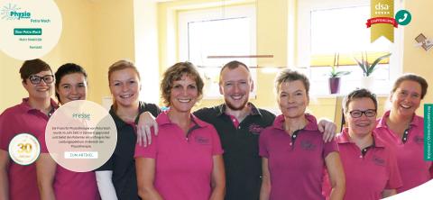 Ihr Partner für Physiotherapie in Schwerin: Physiotherapie Wach  in Schwerin