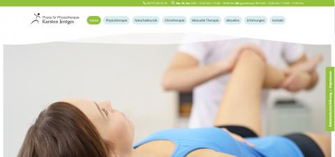 Praxis für Physiotherapie informiert: So bleiben Sie im Homeoffice fit in Krefeld