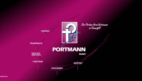 Bestattungsinstitut Portmann GmbH in Recklinghausen in Recklinghausen