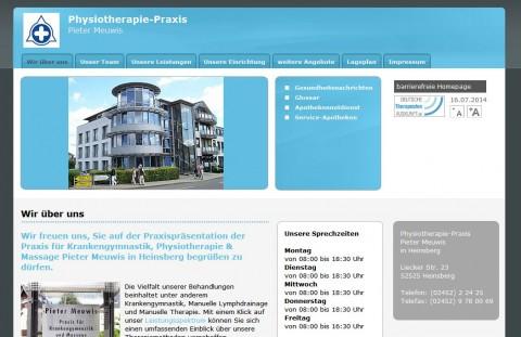 Physiotherapie Praxis in Heinsberg in Heinsberg