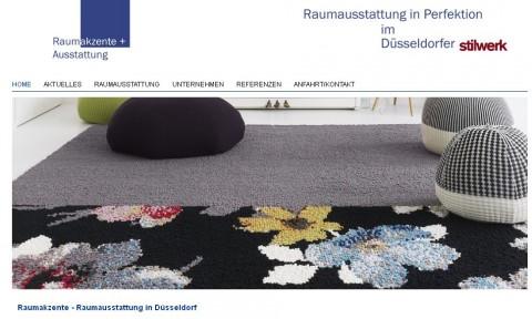 Raumausstattung in Düsseldorf - Raumakzente und Ausstattung GmbH in Düsseldorf