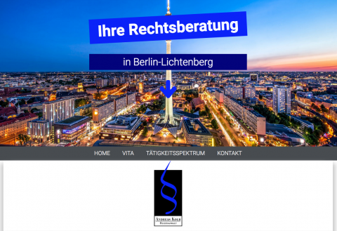 Familienrecht - Rechtsanwalt Andreas Kolb in Berlin in Berlin-Lichtenberg