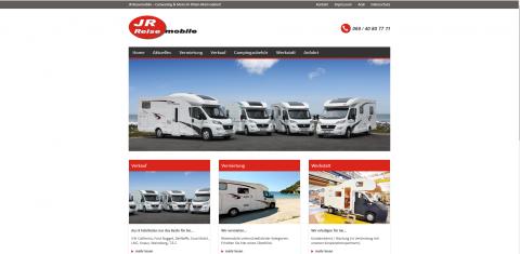 Ab ins Grüne mit den Wohnmobilen: JR Reisemobile in Frankfurt  in Maintal