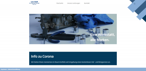 Zuverlässige Kfz-Reparatur in Krefeld: Leroi GmbH in Krefeld