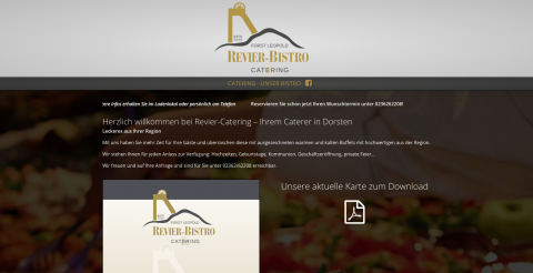 Revier Bistro&Catering in Dorsten in Dorsten