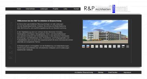 Architekten in der Wirtschaftsregion Peine: R und P Architekten in Peine
