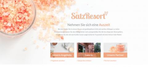 Das SalzResort: Entspannen in der Berliner Salzgrotte in Berlin