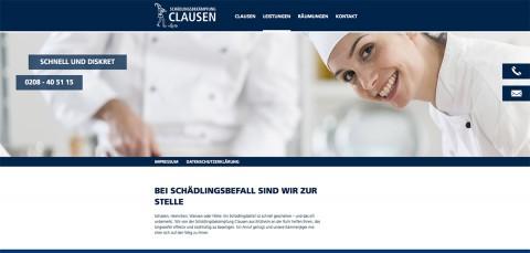Schädlingsbekämpfung Clausen in Mülheim an der Ruhr in Mülheim an der Ruhr