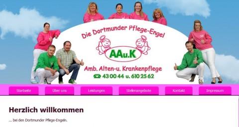 Die sympathischen Pflegeengel aus Dortmund in Dortmund
