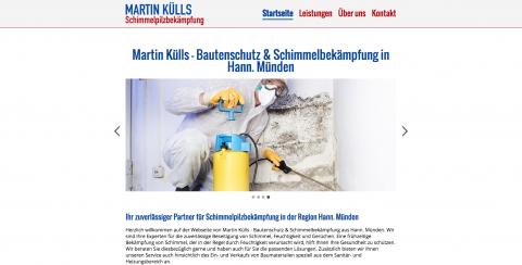 Martin Külls: Experte für Bautenschutz und Schimmelbekämpfung in Hann. Münden in Hann. Münden
