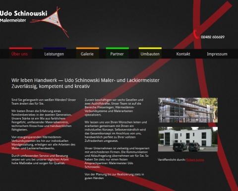 Altersgerechtes Wohnen in Euskirchen: Fachbetrieb Udo Schinowski in Schleiden in Schleiden