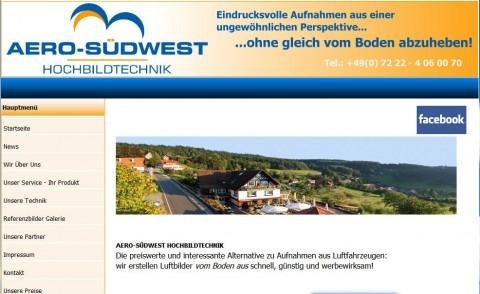 Aero - Südwest Hochbildtechnik in Rastatt in Rastatt