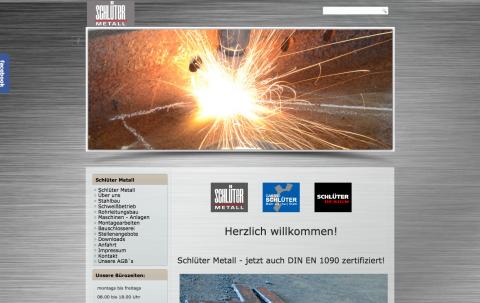 Metallbau in NRW: Johannes Schlüter & Frank Schlüter GbR in Dorsten-Lembeck