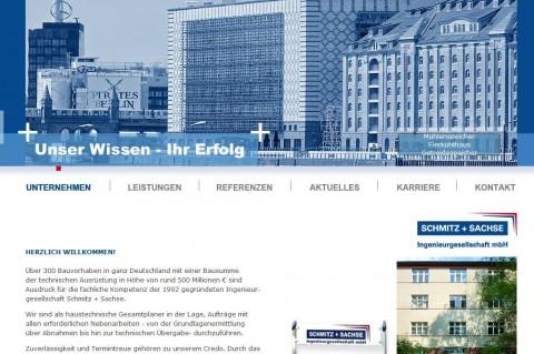 Schmitz + Sachse Ingenieurgesellschaft mbH in Berlin in Berlin