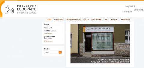 Praxis für Logopädie Christiane Scholz in Berlin-Spandau in Berlin