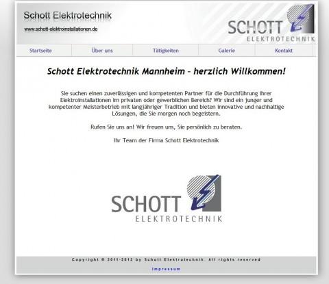 Schott Elektrotechnik in Mannheim in  Mannheim