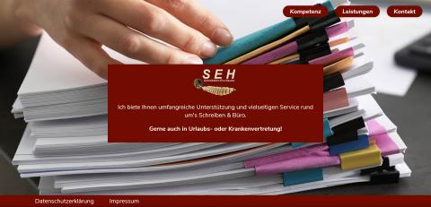 Ihr Schreibservice in Nürnberg: SEH Schreibbüro in Feucht