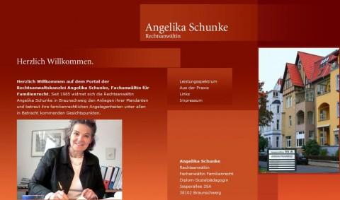 Angelika Schunke, Rechtsanwältin für Familienrecht und Scheidungsrecht in Braunschweig in Braunschweig