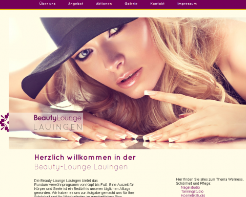 Beauty-Lounge in Lauingen  in Lauingen