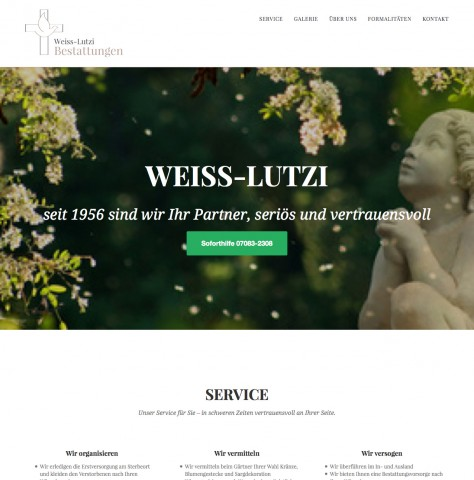 Bestattungsvorsorge in Bad Herrenalb – Weiß-Lutzi Bestattungen in Bad Herrenalb