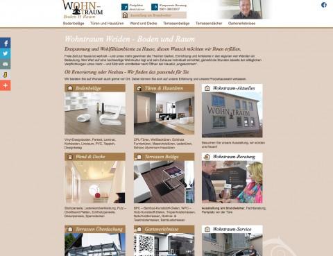 Innentüren in Weiden: Wohntraum, Gewerbegebiet Weiden West III am Brandweiher in Weiden i. d. Opf.