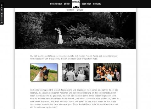 Adam G. Photography aus Mainz: deutschlandweite Hochzeitsreportage in Mainz