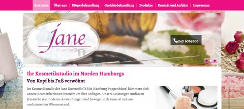 Kosmetik in Hamburg-Popenbüttel: Jane Kosmetik  in Hamburg