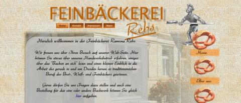 Bäckerei in Dresden: Feinbäckerei Rebs in Dresden