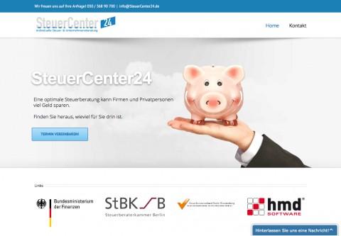 Steuerberaterin in Berlin: Steuerberaterin Angelika Werth im SteuerCenter24 in Berlin