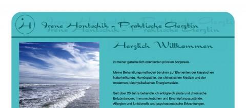 Bioresonanz in München: Praktische Ärztin Irene Hontschik  in München