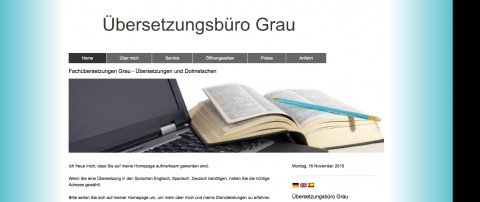 Übersetzungsbüro Grau in Ludwigshafen in Ludwigshafen