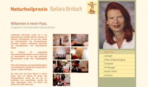 Heilpraktikerin in Laatzen: Naturheilpraxis Barbara Birnbach in Laatzen