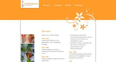 Naturheilpraxis Cornelia Rihm in Rastatt in Rastatt
