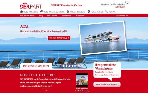 Reisebüro in Cottbus: DERPART Reise Center in Cottbus