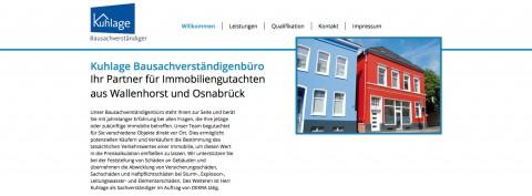 Osnabrücks Bausachverständiger: Kuhlage Bausachverständigenbüro in Osnabrück