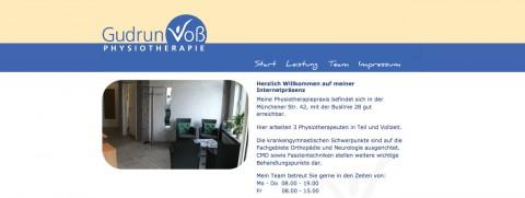 Atemtherapie in Bremen: Praxis für Physiotherapie Gudrun Voß  in Bremen