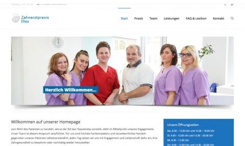 Zahnarztpraxis Renato Illes in Augsburg – Professionelle Prophylaxe in Augsburg