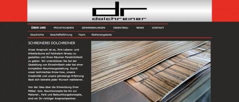 Schreiner in Heilbronn: Schreinerei Dolch & Reiner GmbH & Co. KG in Leingarten