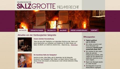Homburgische Salzgrotte in Nümbrecht in Nümbrecht