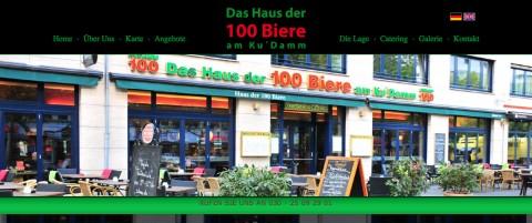 Mehr als Bier: Ihr Restaurant in Berlin Charlottenburg in Berlin