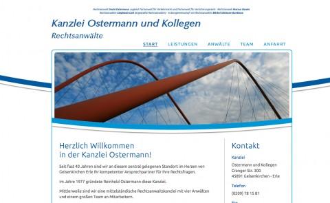 Rechtsanwaltskanzlei Ostermann und Kollegen in Gelsenkirchen  in Gelsenkirchen