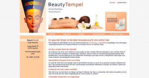 BeautyTempel Rambow in Parchim: Harmonie für Körper und Haut in Parchim
