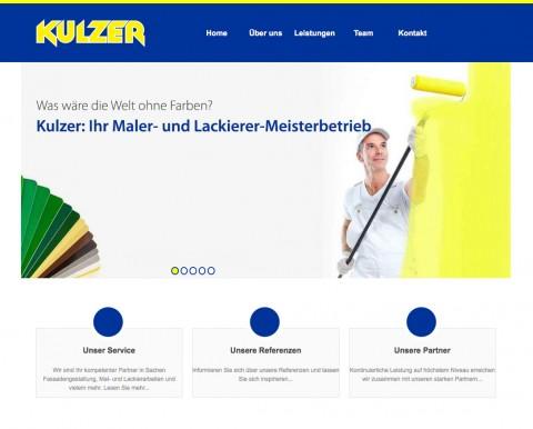 Maler und Lackierer Kulzer in Straubing in Straubing