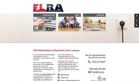 ELBA Elektroinstallation und Bauelemente GmbH in Großräschen  in Großräschen