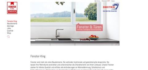 Hochwertige Bauelemente in Oberhausen: Qualitätsprodukte von Fenster King Pasich und Pasich GbR in Oberhausen
