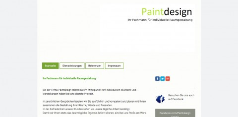 Raumgestaltung in Köln: Paintdesign Daniel Utrilla Torres in Wesseling