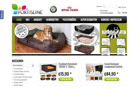 Polstermöbel Onlineshop: www.fortisline.de in Hoyerswerda