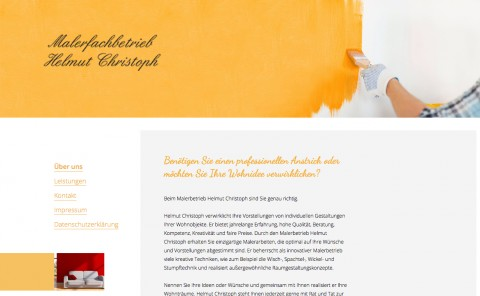 Ein professioneller Anstrich vom Malerfachbetrieb in Werben